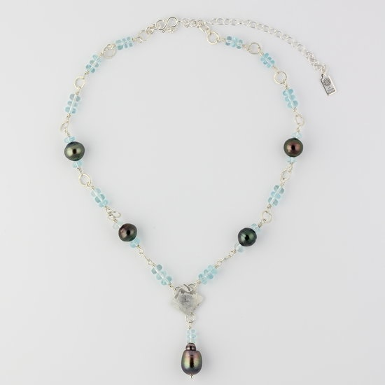 aquamarine-bead-tahitian-pearl-necklace
