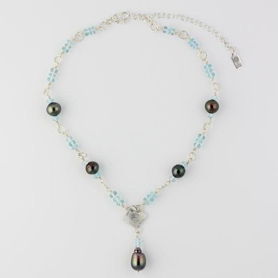 aquamarine-bead-tahitian-pearl-necklace