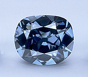 "World's most famous natural blue diamond, the 45ct ""Hope Diamond"""
